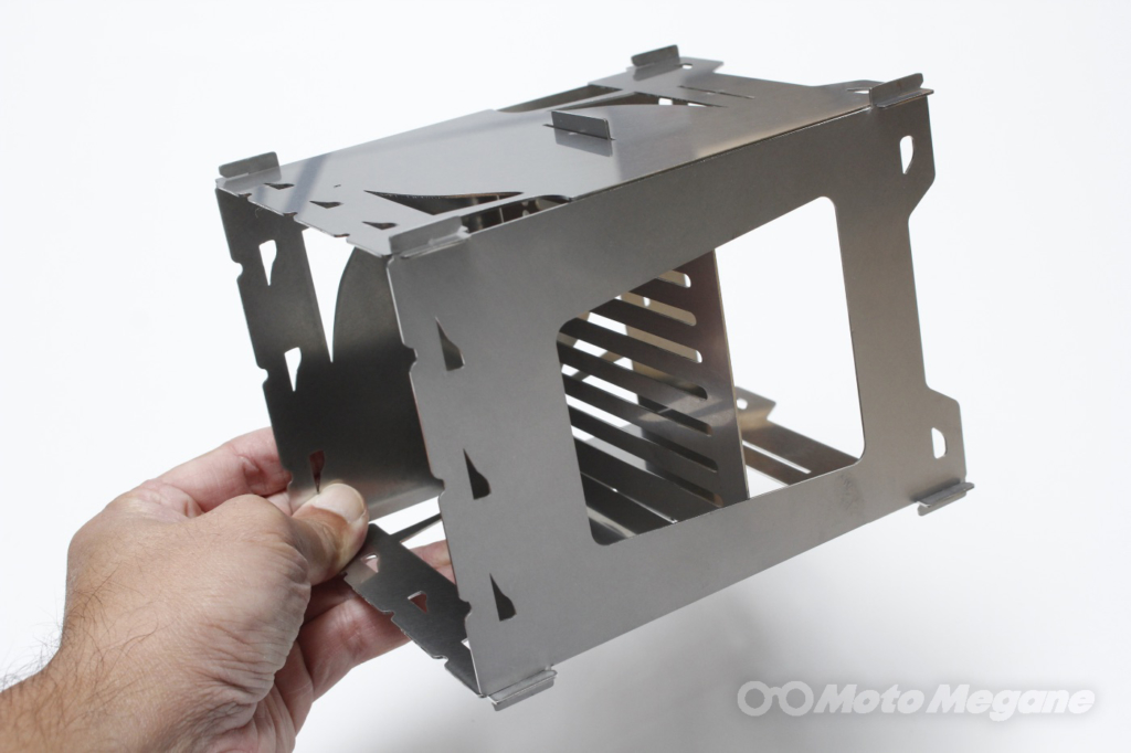 WOOPS Slim Fire Stove Z-1の画像