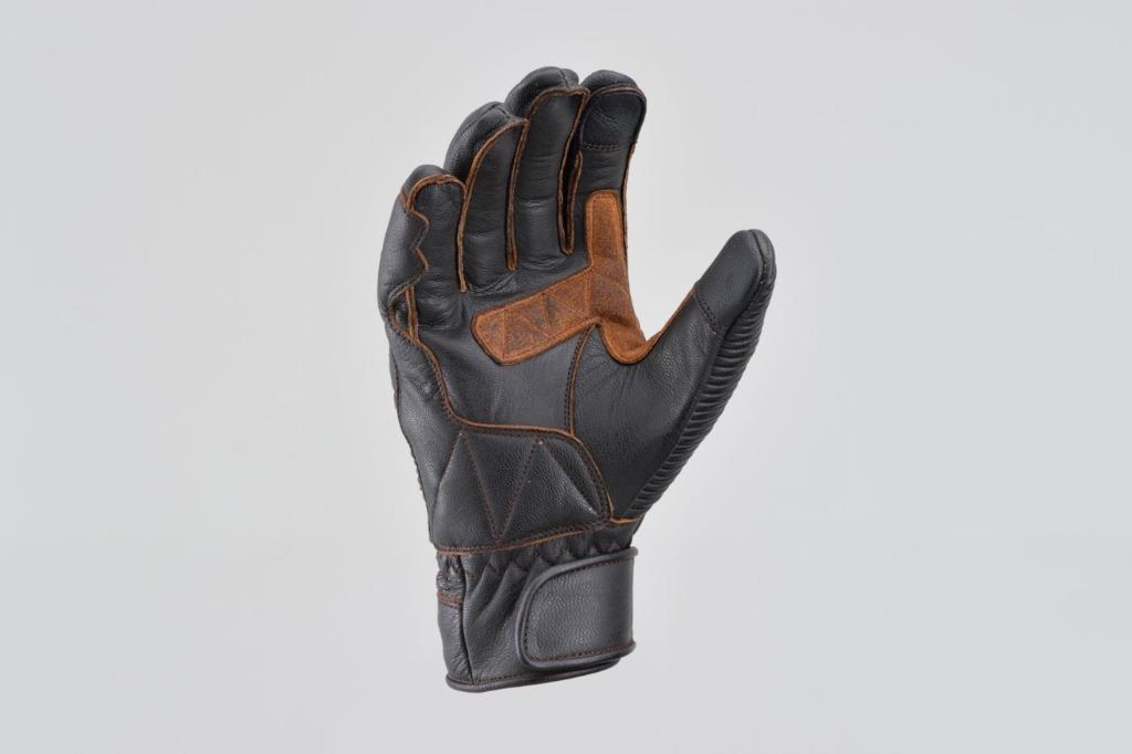 HBG-062 ハードプロテクターヴィンテージライン(ブラウン)
