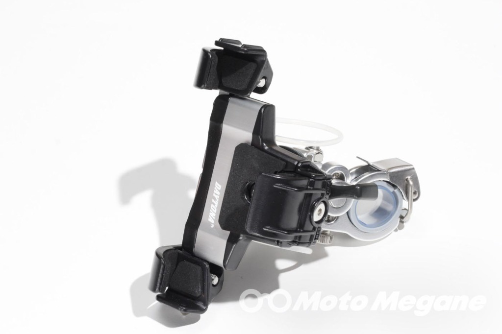 DAYTONA バイク用スマートフォンホルダー3クイックタイプの写真