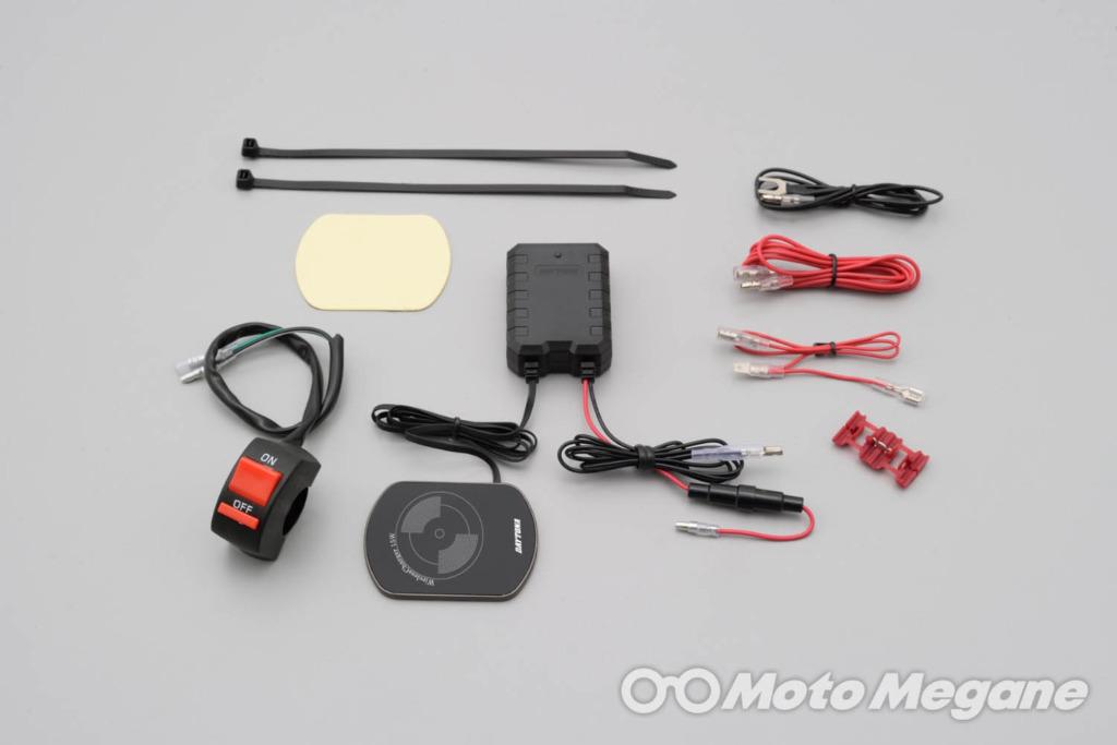 バイク用USB電源5選の写真