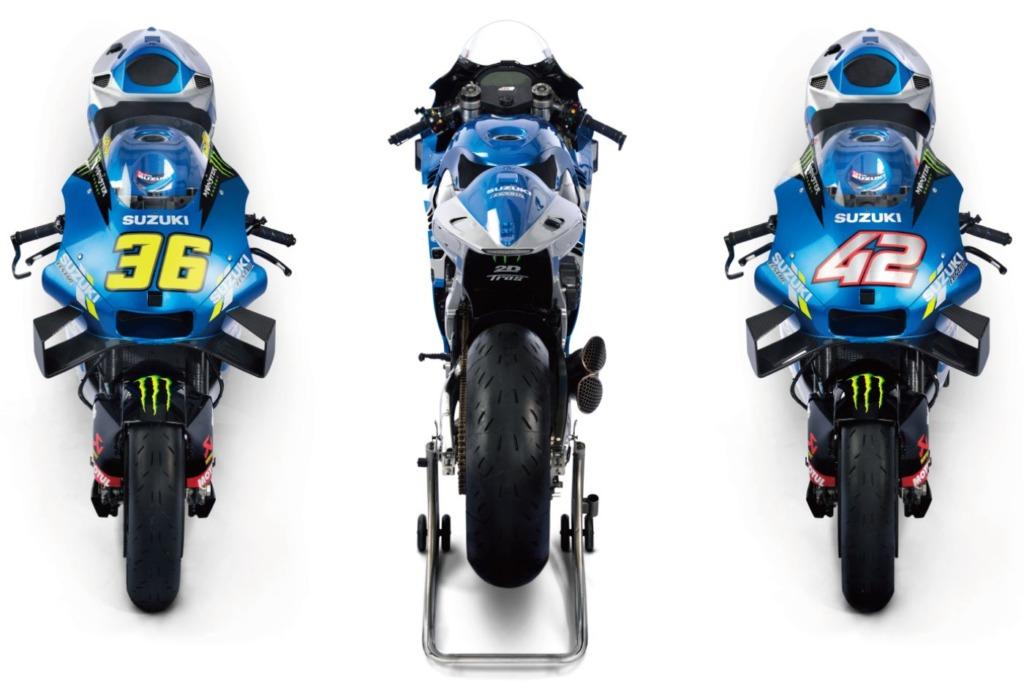 MotoGP参戦中のGSX-RR