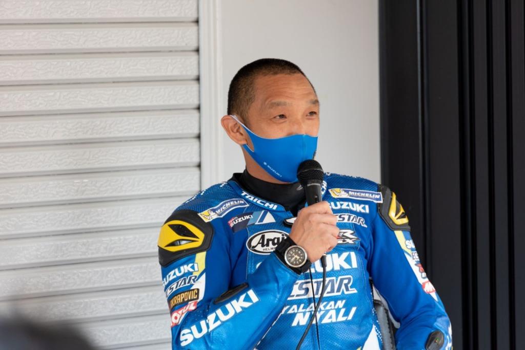 青木宣篤選手