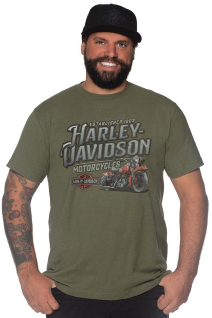 ハーレーダビッドソン公式オンラインショップ 4周年プレゼント