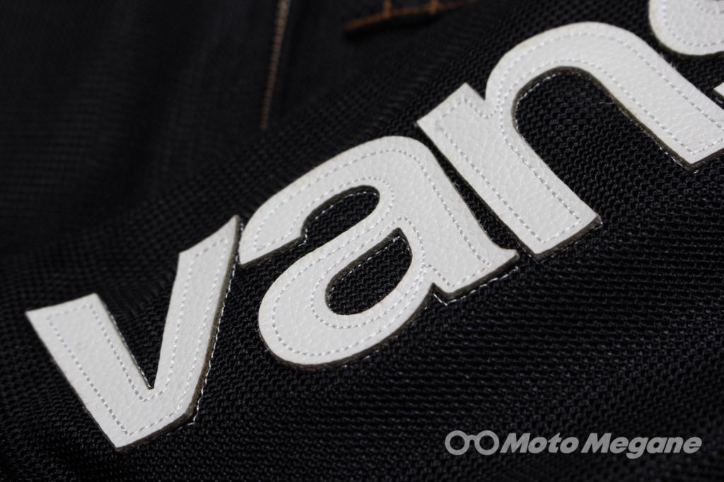 vanson-meshjacketの写真
