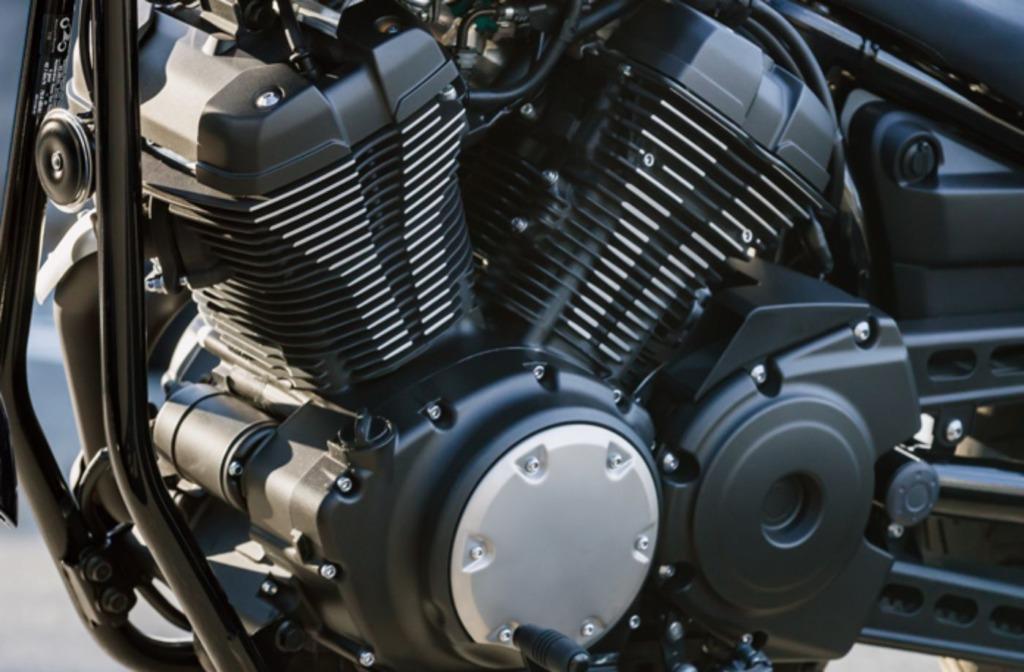 BOLT Rスペック ABS 2021年モデル エンジン