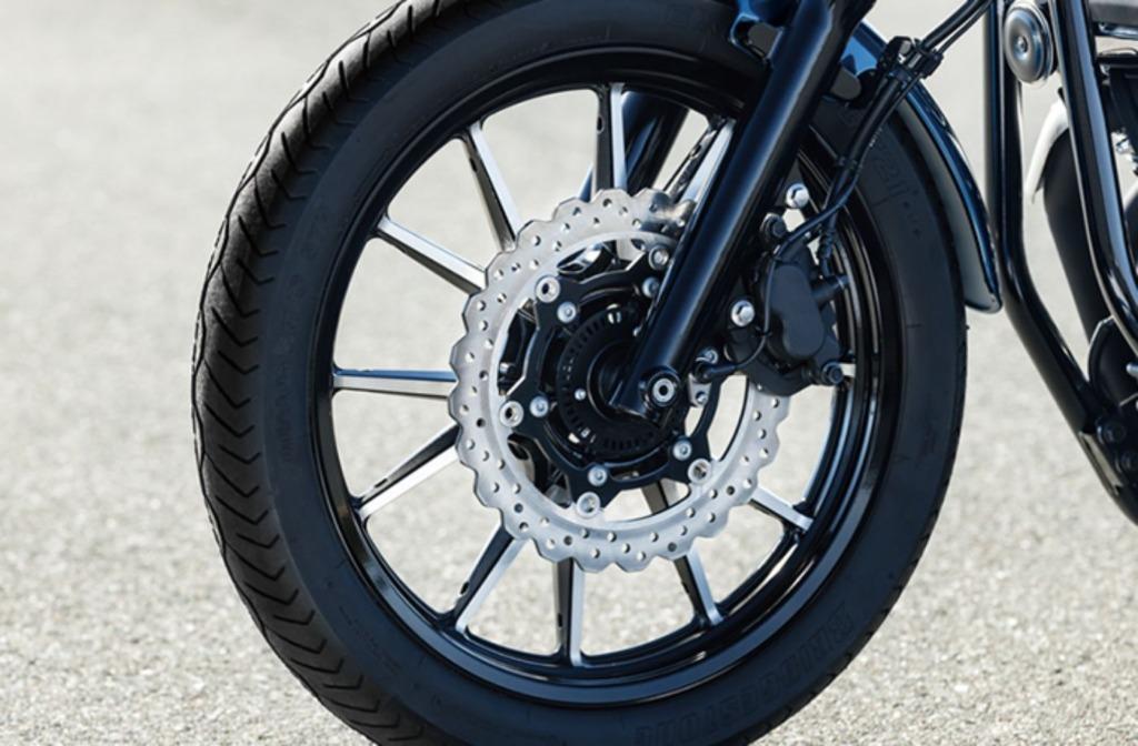 BOLT Rスペック ABS 2021年モデル ホイール