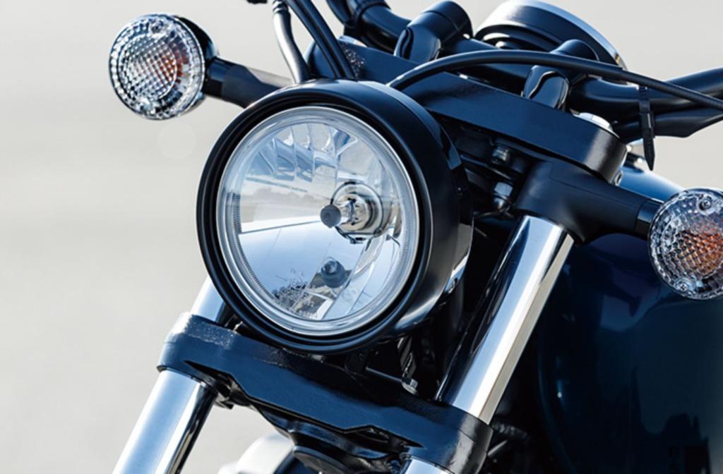 BOLT Rスペック ABS 2021年モデル ヘッドライト