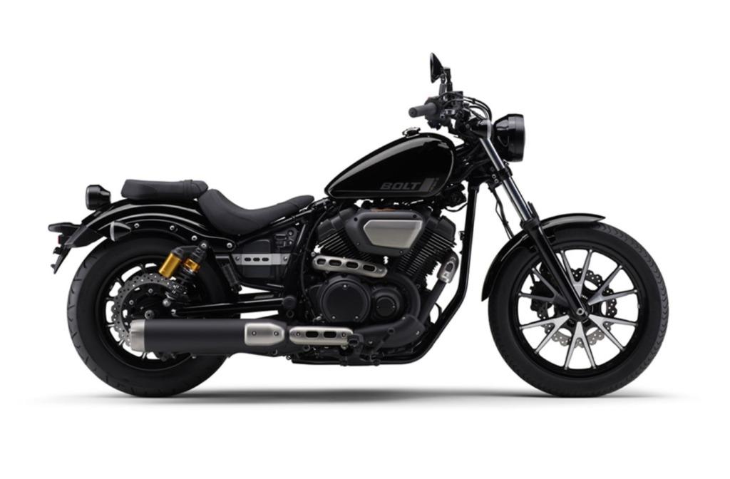 BOLT Rスペック ABS 2021年モデル ブラックメタリックX