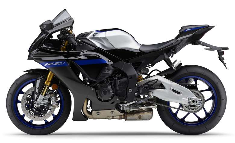 YZF-R1M ABS ブルーイッシュホワイトメタリック2